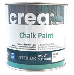 "Chalk paint ""pintura a la tiza"""